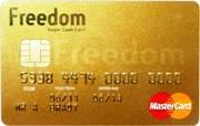Freedom Prepaid Card