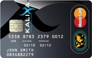 Kalixa Prepaid Credit Card