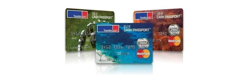 Travelex Prepaid Cards