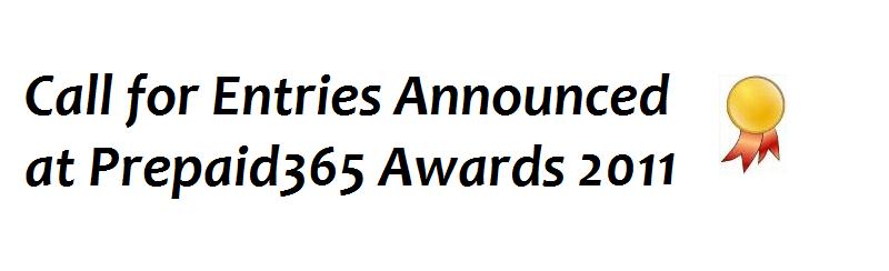 Prepaid365 Awards 2011