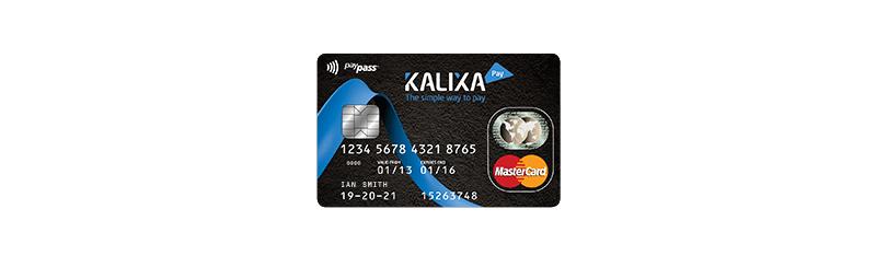 kalixa card