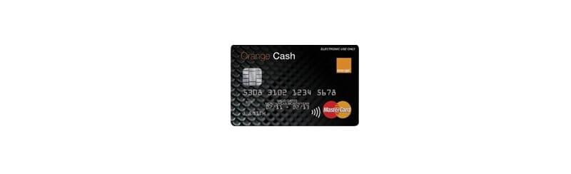 Orange Prepaid Card