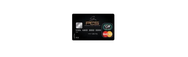 PCS Prepaid MasterCard