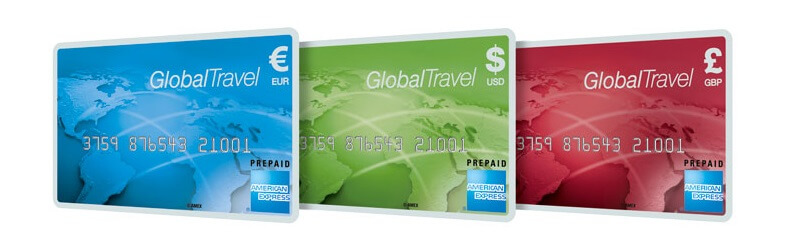 American Express Prepaid Travel Cards