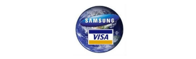 VISA and Samsung