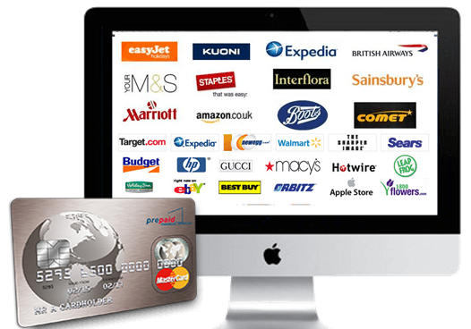 Online Shopping with Prepaid