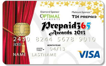 Prepaid365 Awards Gift Cards