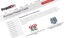 Business Prepaid Cards