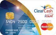 ClearCash Prepaid Card