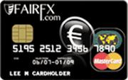 FAIRFX Prepaid Card