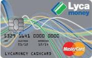 Lycamoney Silver Card
