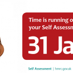 Time Running out for Self Assessment Tax Return Submission