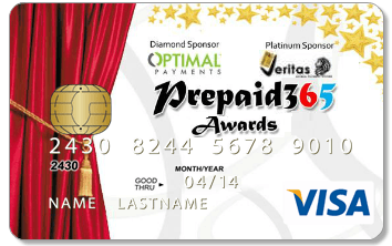 Prepaid365 Awards 2014 Gift Card